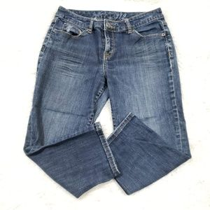 The Limited 312 Capri Jeans 	Size 6